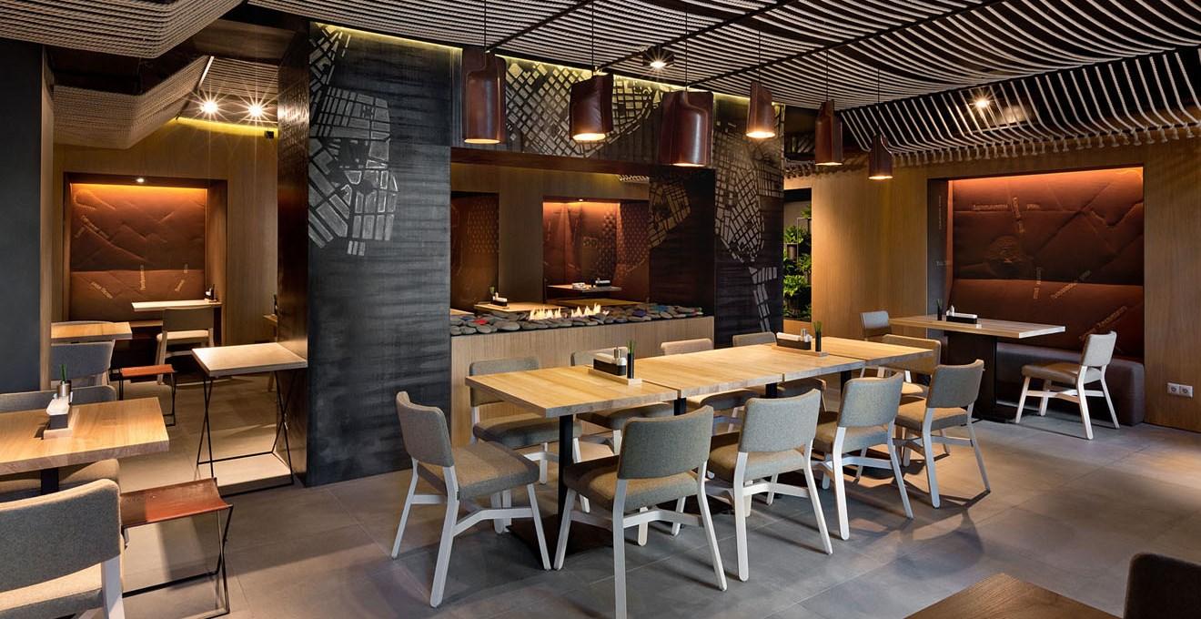 Ресторан авторской кухни Одесса